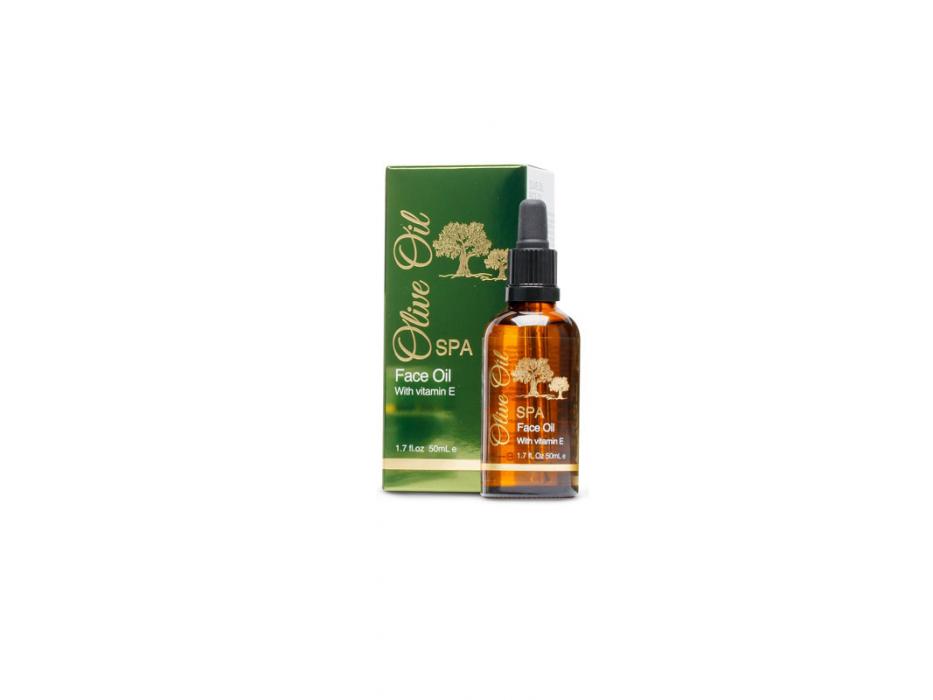 Dead Sea Spa Cosmetics Olive Face Oil with Vitamin E