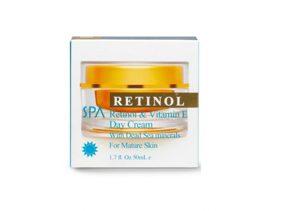 Retinol Vitamin E Day Cream