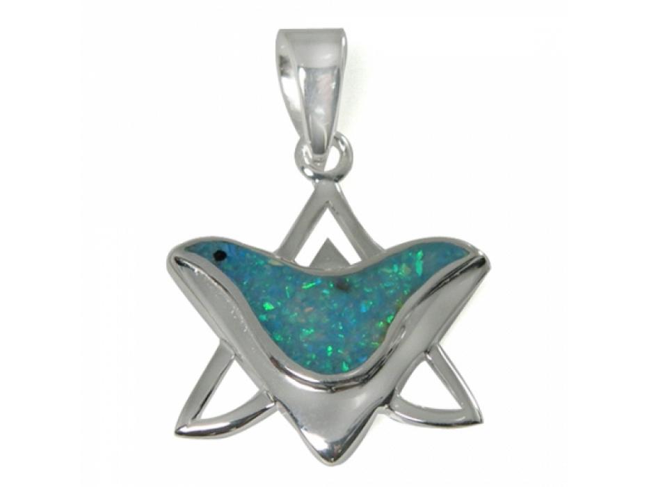 Dove Star of David