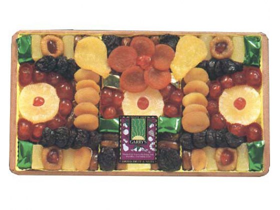 Dried Fruit Mix Crate-Kosher Gift Basket  (USA & Canada)