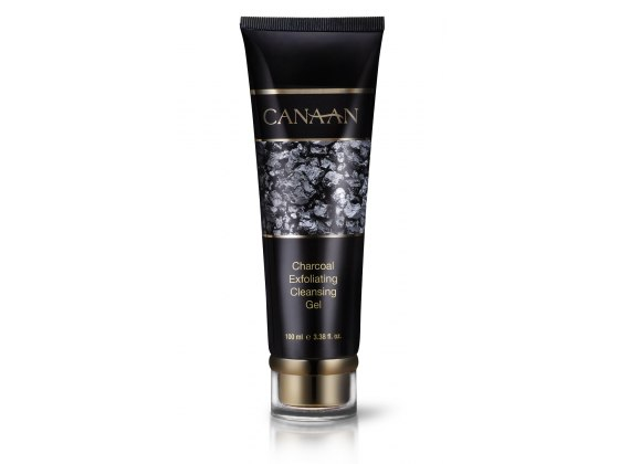 Canaan Charcoal Exfoliating Cleansing Gel
