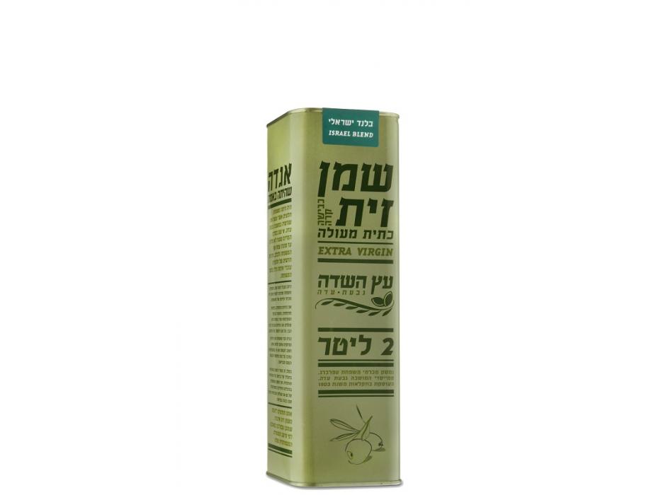 Olive Oil Israeli Blend 2 Liter
