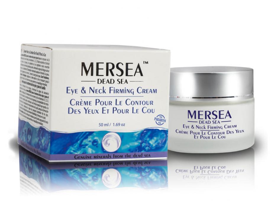 Eye & Neck Firming Cream wth Dead Sea Minerals