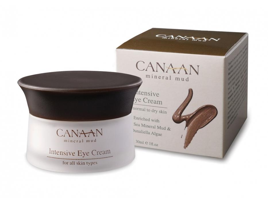 Canaan Mineral Mud Eye cream