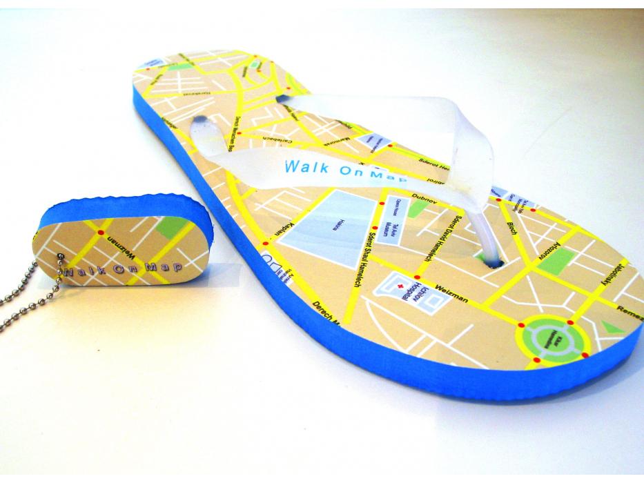 Israeli Flip-Flops