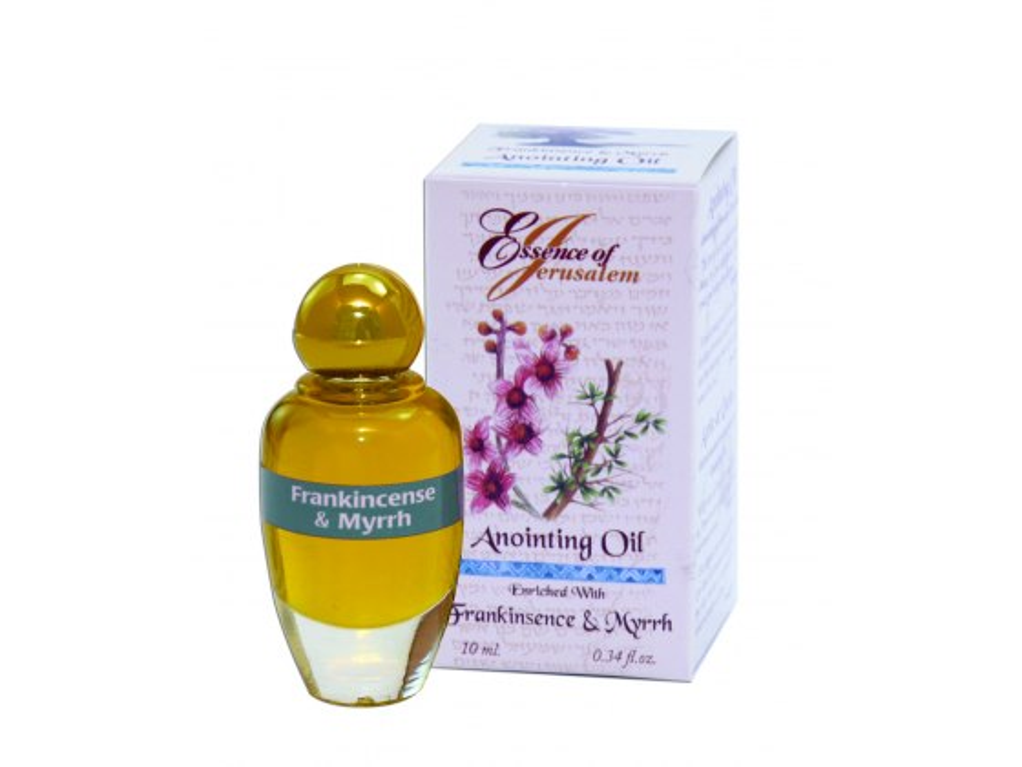 Anointing Oil Frankincense & Myrrh Fragrance