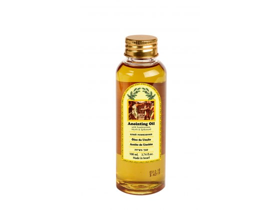 Anointing Oil Frankincense Myrrh and Spikenard (100 ml)