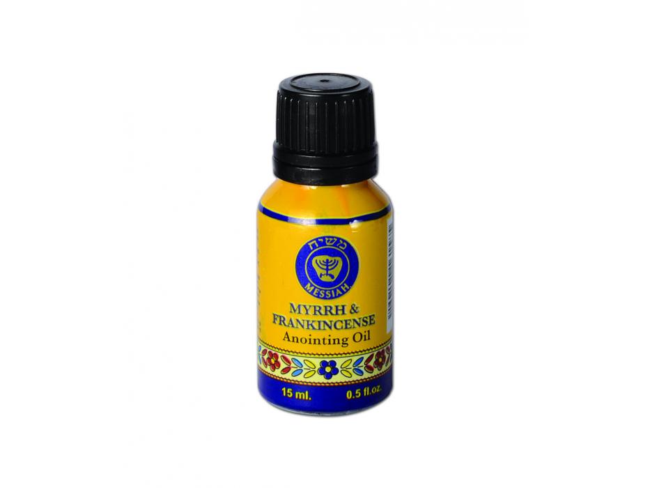 Anointing Oil Frankincense & Myrrh Fragrance (15 ml)