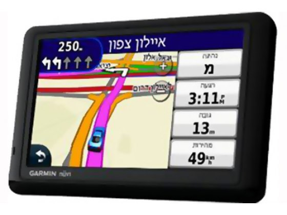 buy garmin nuvi 1410 handheld gps with israel maps hebrew english rh israel catalog com Garmin Nuvi 50LM Manual Garmin Nuvi 1450 User Manual