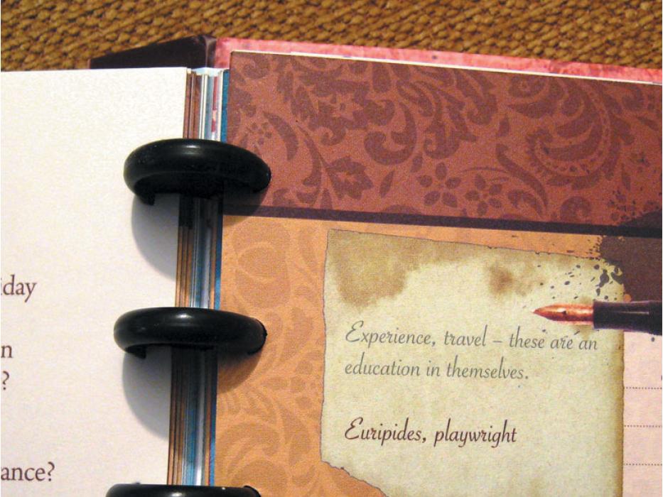 Genealogy Kit - The Journey of A Lifetime