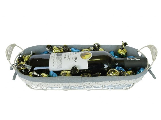 The grapes of the vine Gift Basket