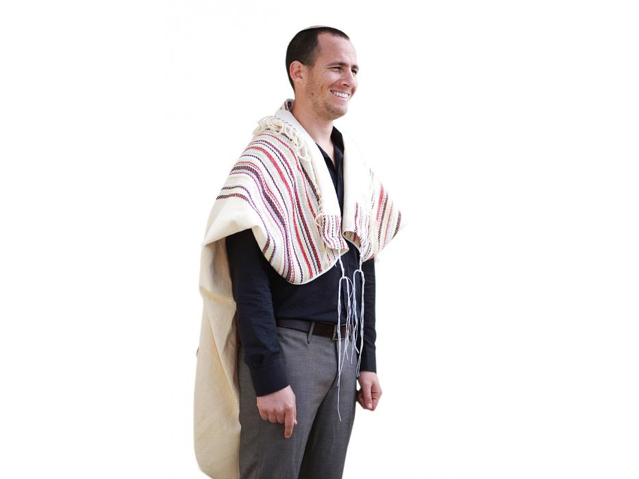 Handmade Valor Tallit, Prayer Shawl