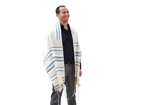 Handmade Wizdom Tallit, Prayer Shawl