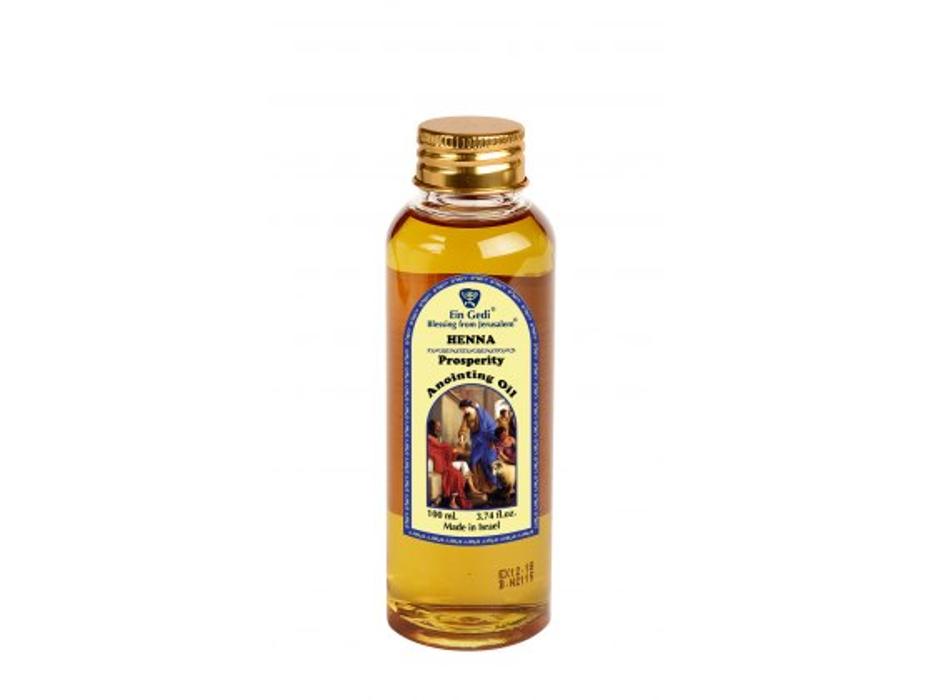 Henna Anointing Oil (100 ml)