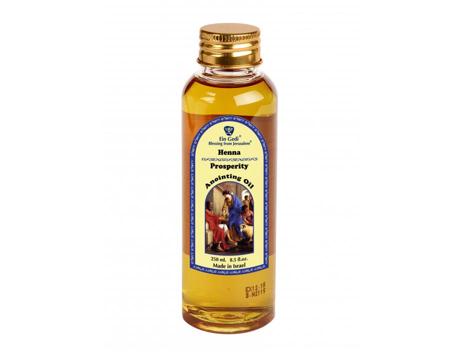 Henna Anointing Oil (250 ml)