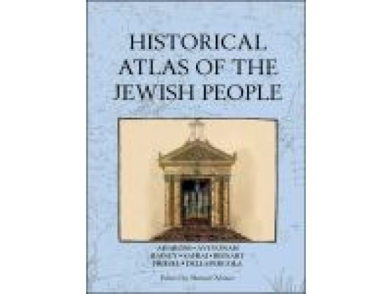 Historical Atlas of the Jewish People