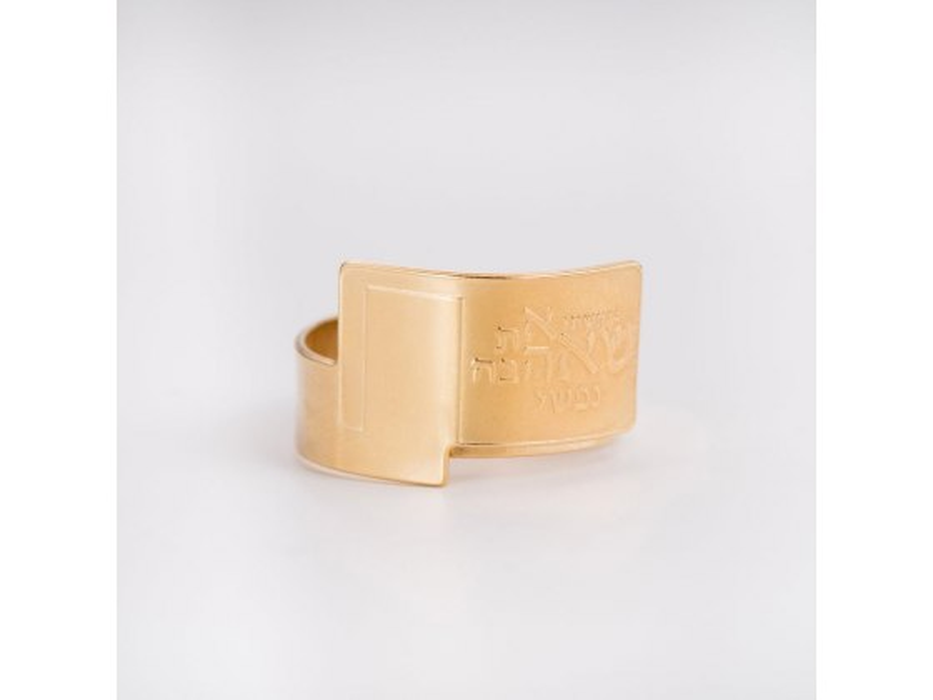 Gold Fashion Love Ring