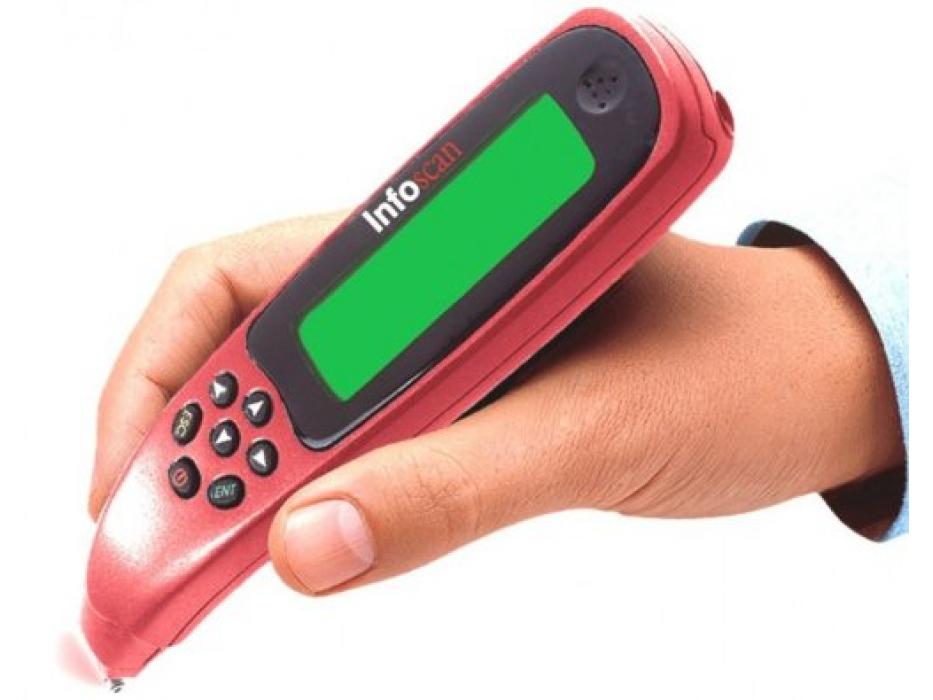 InforScan II Handheld Portable Scanning Pen