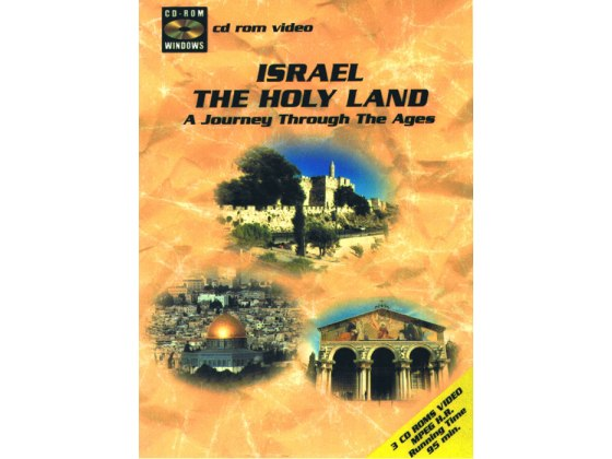 ISRAEL, A  Journey Through The Ages - 3 Video CD set
