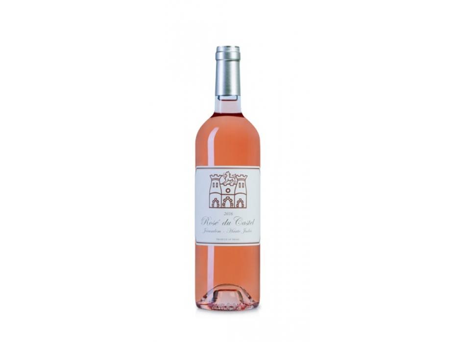 Israel Wine Castel Winery Rosé du Castel