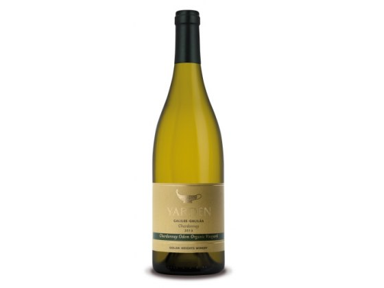 Israel Wine Golan Winery Yarden Chardonnay Odem Organic Vineyard