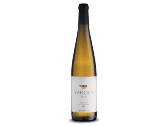 Israel Wine Golan Winery Yarden Gewurztraminer