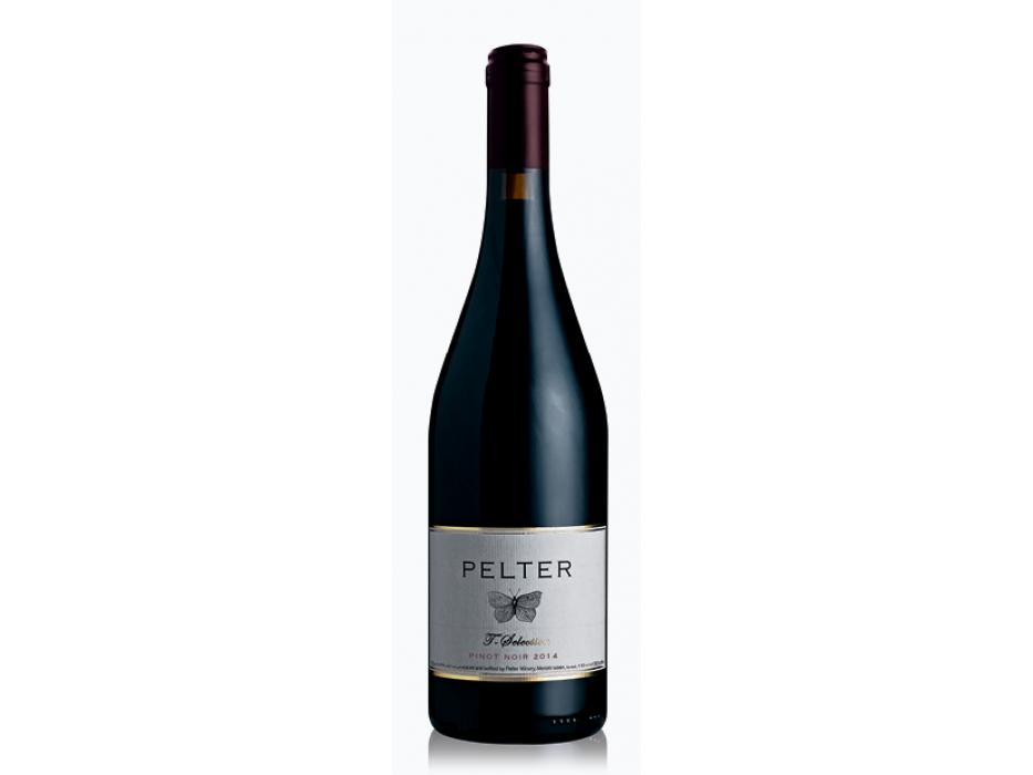 Israel Wine Pelter Winery T Selection Barbera