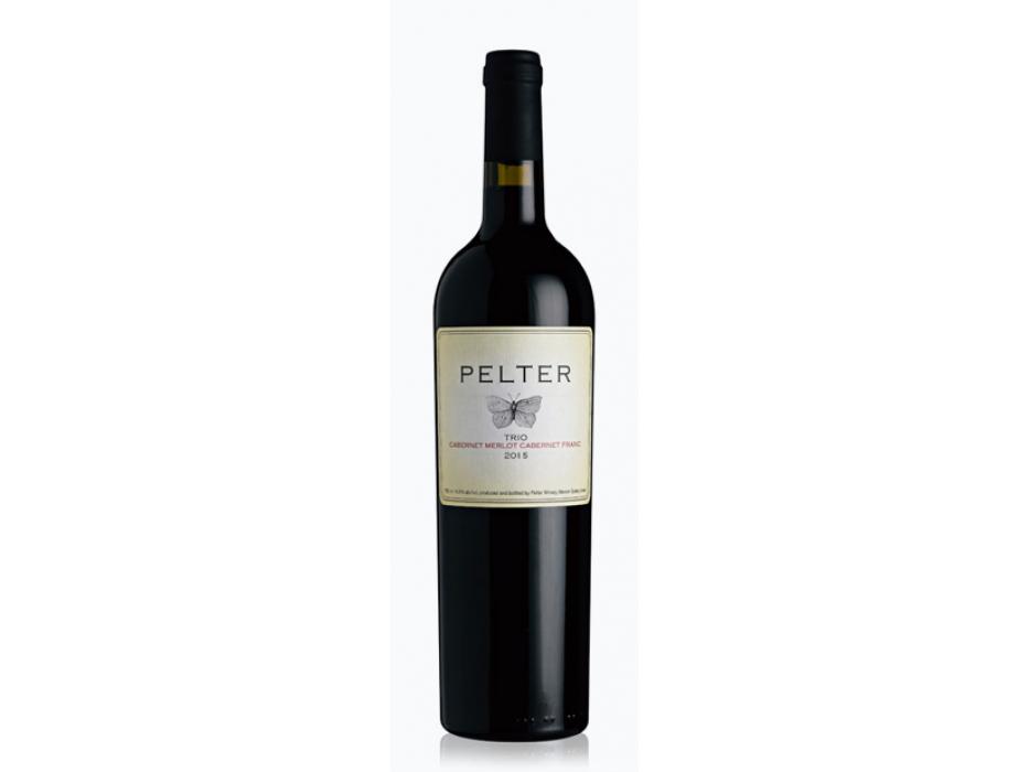 Israel Wine Pelter Winery Trio