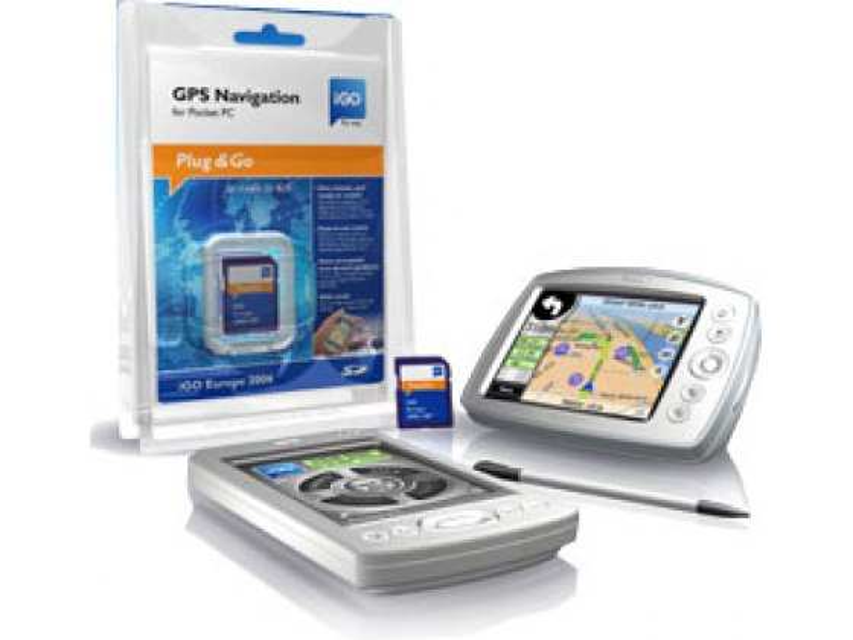 Israel2Go Israel on Your Pocket PC, GPS English Maps