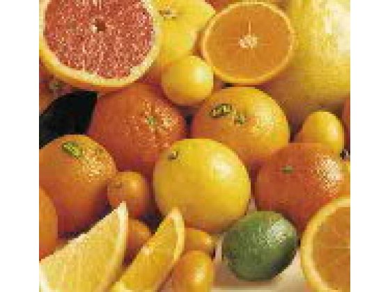 Israeli Citrus fruits - Gift Basket of Three Color