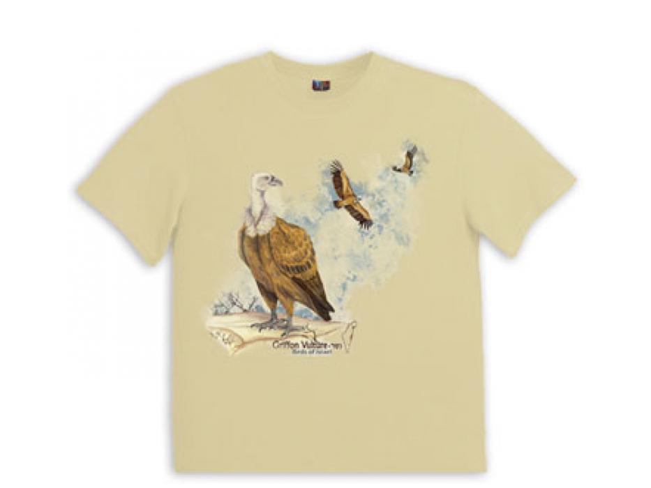 Israeli T Shirt Vultures