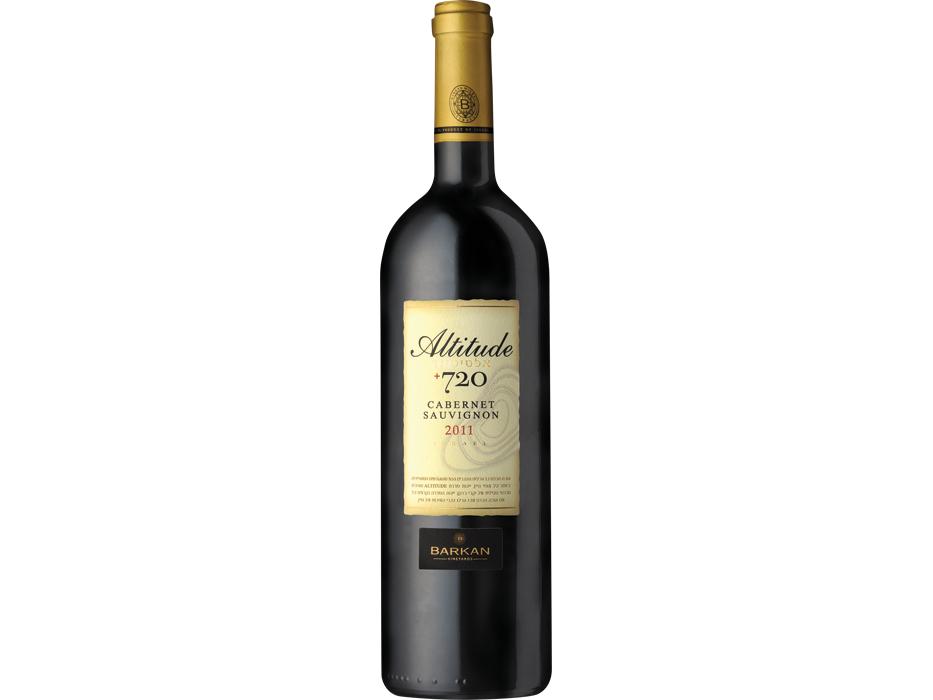 Israeli Wine Barkan Winery Altitude +720