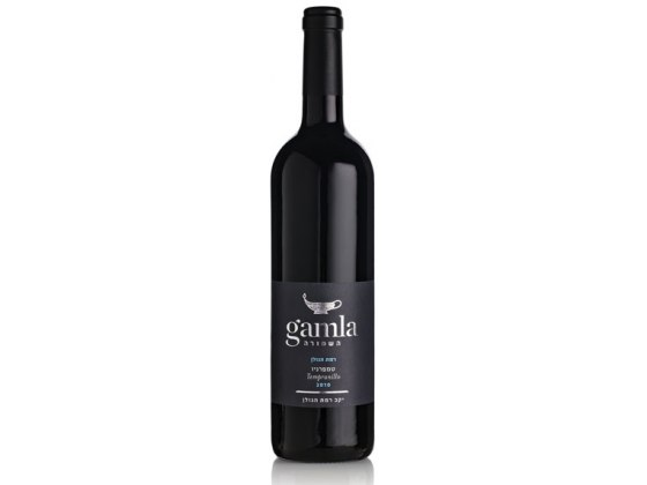 Israeli Wine - Gamla Tempranillo Reserve