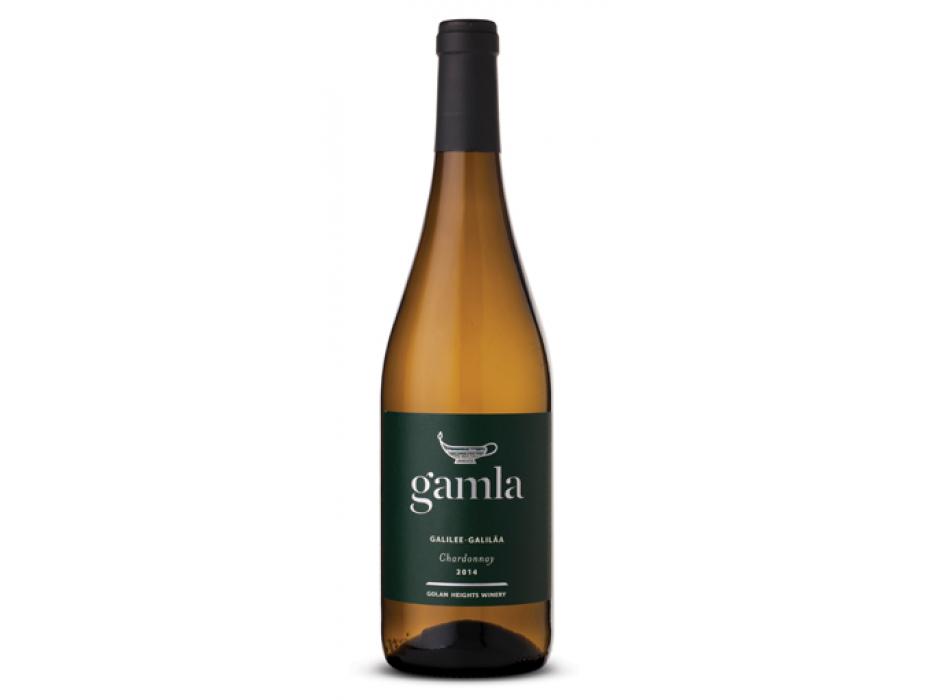 Israeli Wine - Golan Winery , Gamla Chardonnay