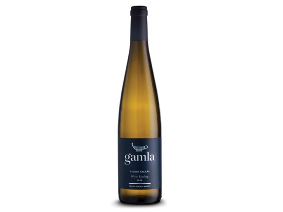 Israeli Wine - Golan Winery , Gamla Riesling