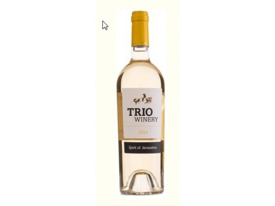 Israeli Winery Trio Spirit of the Galilee White