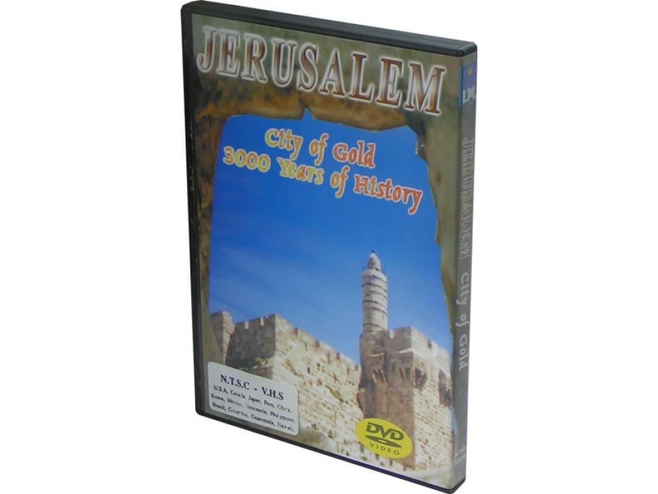 Jerusalem, city of gold 3000 years of history