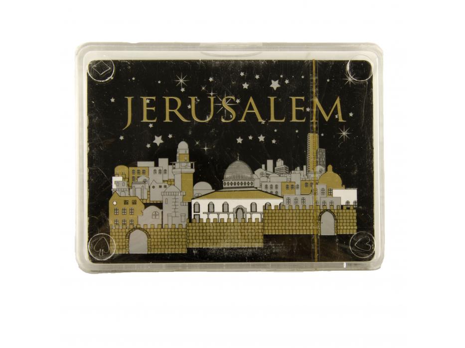 Jerusalem Souvenir Playing Cards Deck