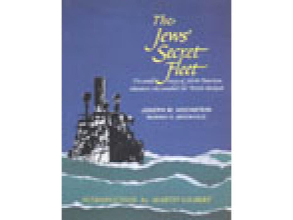 The Jews' Secret Fleet