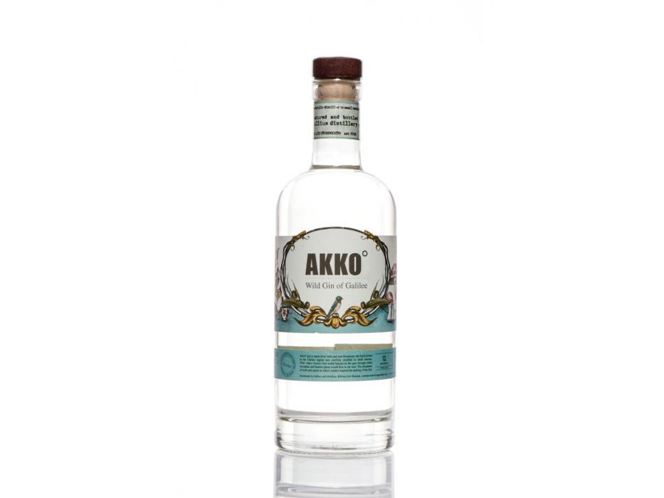 Jullius Distillery Akko-wild Gin of Galilee