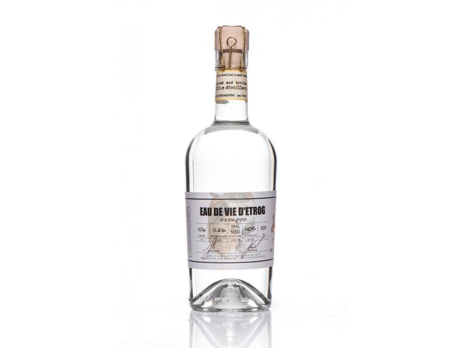 Jullius Distillery Eau de vie d'Etrog