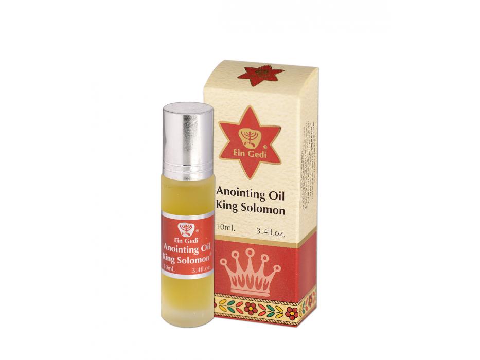 Roll-On Anointing Oil King Solomon(10 ml)