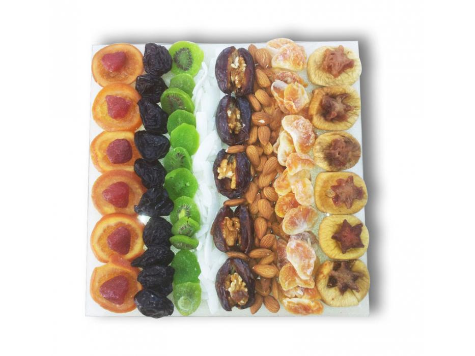 Tu Bishvat Fruit Platter
