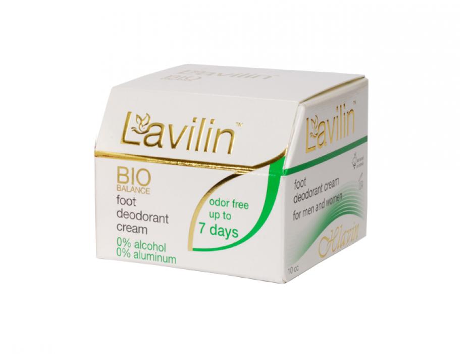 Lavilin Cosmetics Foot Deodorant Cream