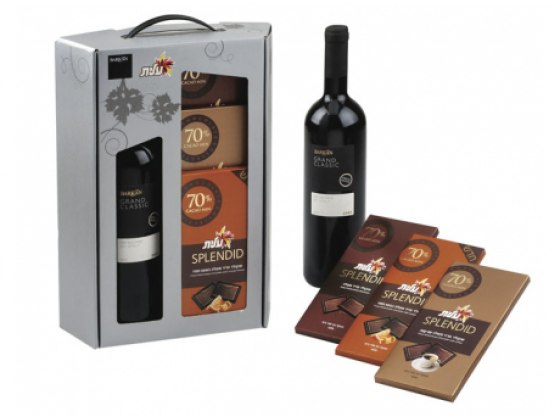 L'Chaim Gift Package - Kosher for Passover