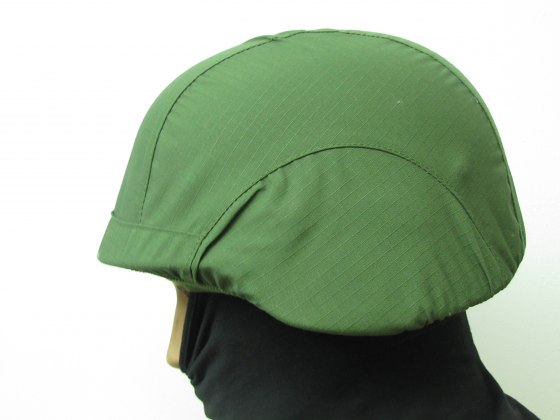 Lightweight Bullet Proof Army Steel helmet - Green