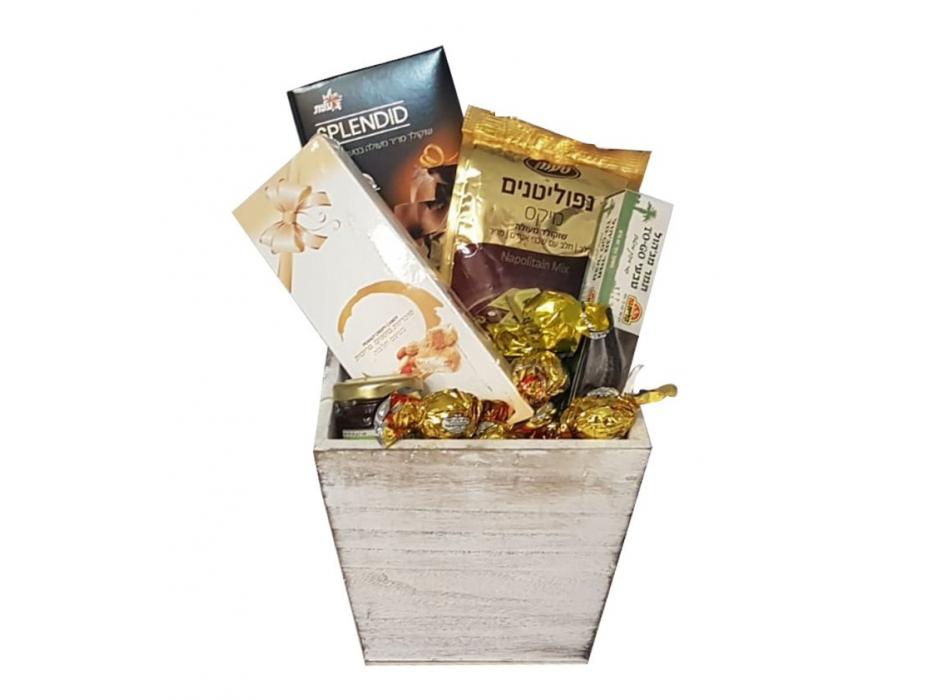 Splendid Gift Basket Strict Kosher