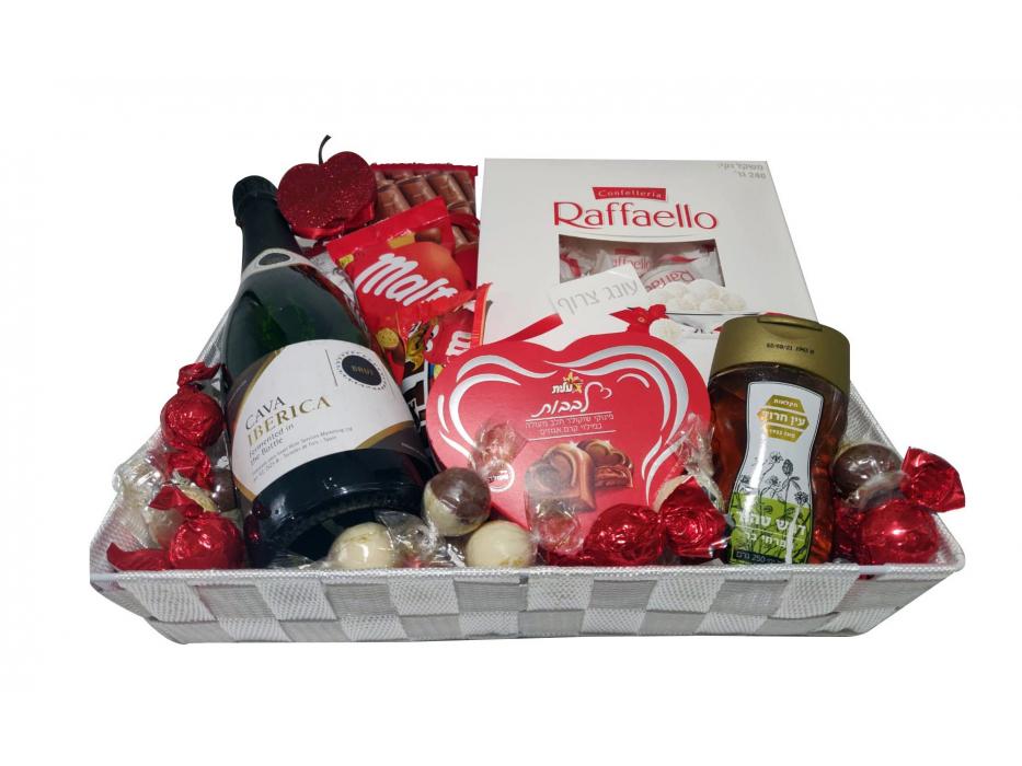 Joy and Love Holiday Gift Basket
