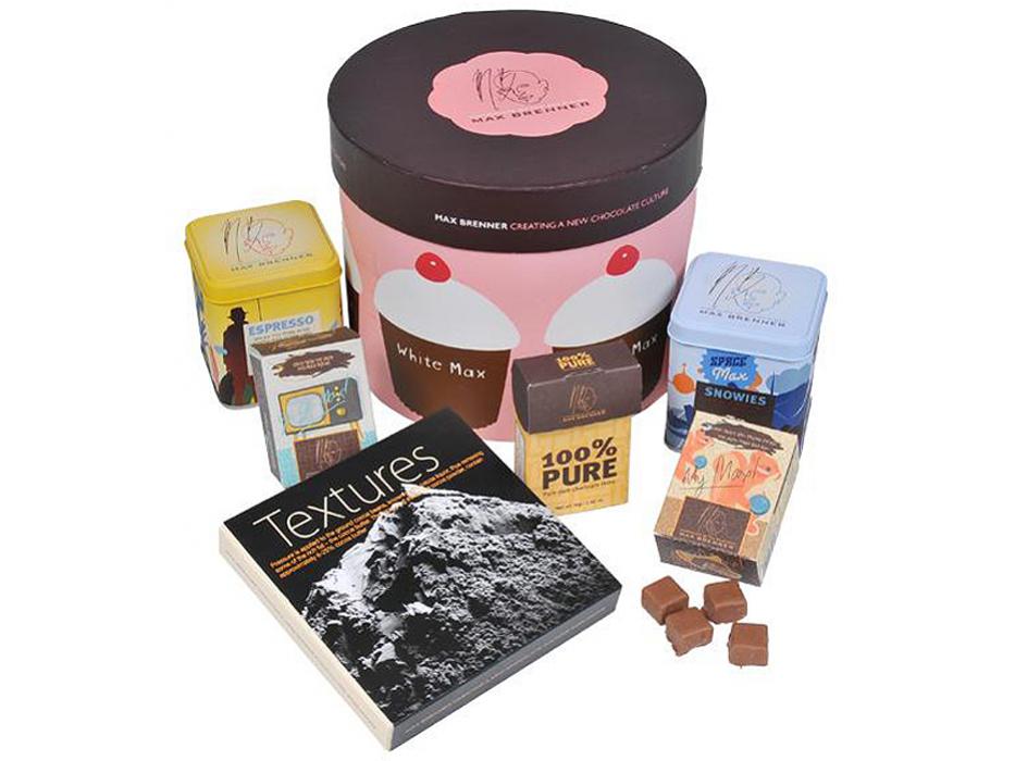 Max Brenner #12: Purim Box of Chocolates