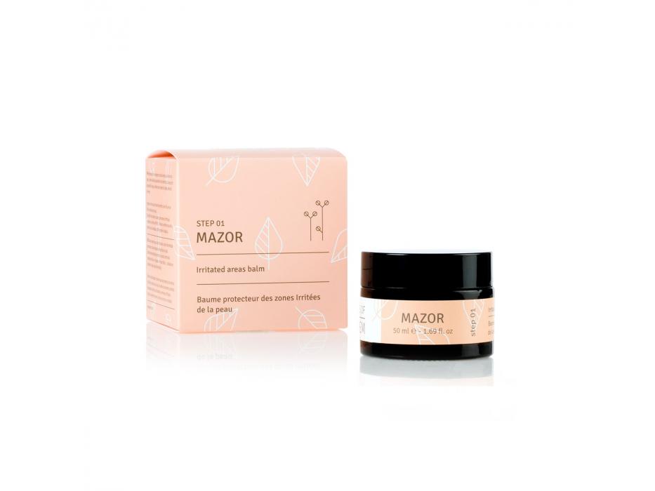 Mazor Organic Balm For Thickened Or Irritated Skin